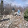 Akcija čišćenja stare kaldrme u blizini Počitelja