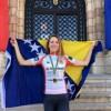 Lejla tanović nakon povrede po treći put osvojila Balkansko prvenstvo