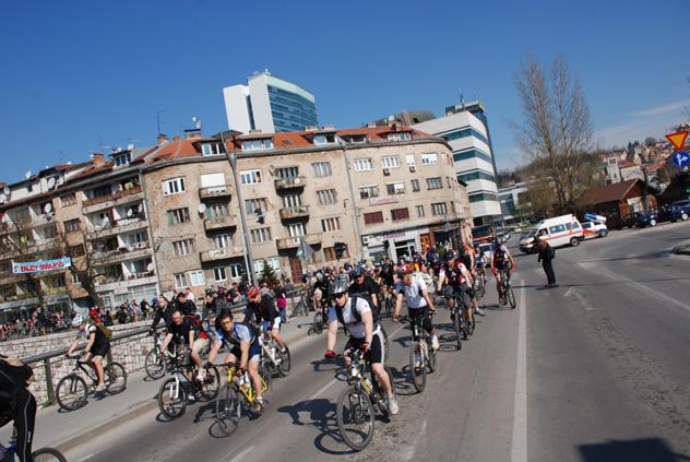 Obustave saobraćaja za Enjoy Sarajevo 3