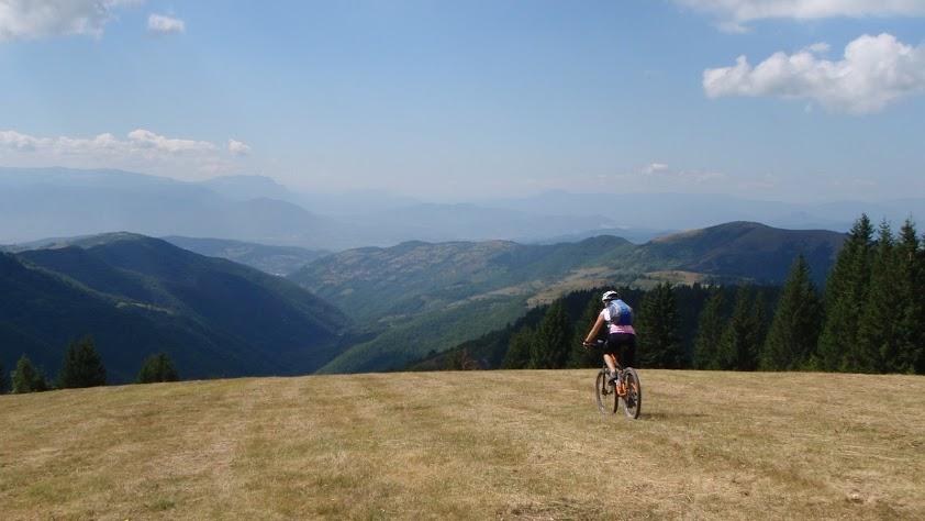 15.09.2013. (nedelja) – Trebević – Ravna planina – Ozren – Visojevica