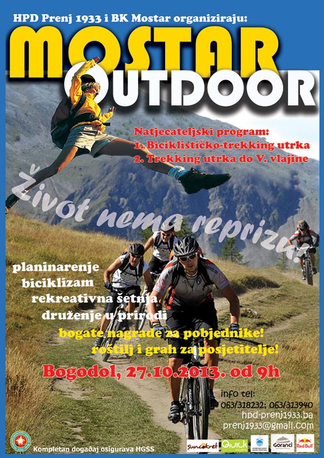 Propozicije MTB-trekking i trekking utrke Mostar Outdoor