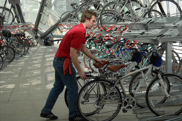 Parking za bicikle? Kako to rade u Washingtonu
