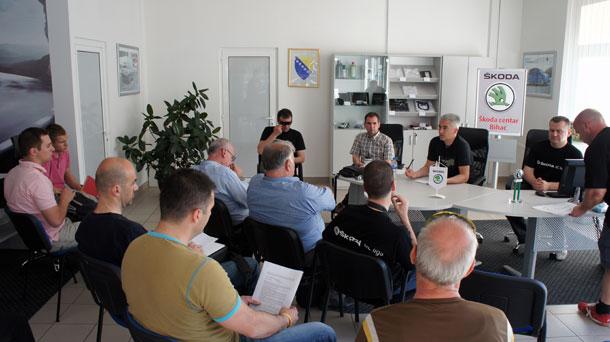 Sastanak Asocijacije MTB, Sarajevo, 2.3.2014