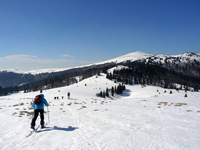 Turno skijanje: Raduša, Idovac