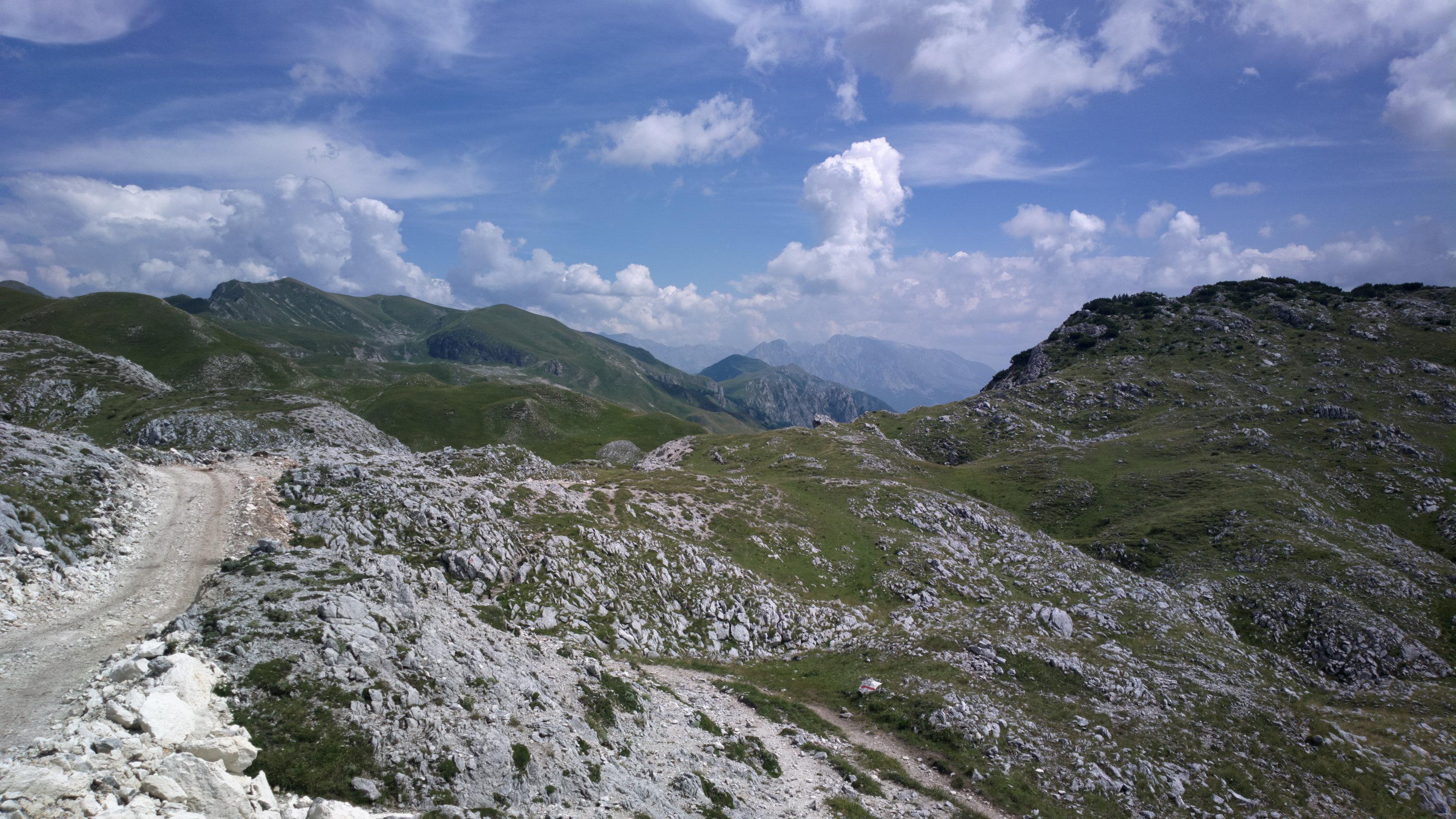 Zelengora – Kotlaničko i Štirinsko jezero