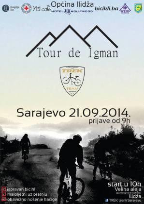 Tour de Igman 2014