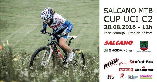 Salcano UCI C2 plakat